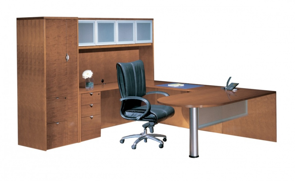 Cherryman Jade Series U Shaped Desk Executive Desks