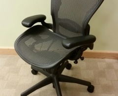 Herman Miller Aeron Executive Mesh Chair - Over 1,300 IN STOCK!