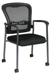 ProGrid Mesh Back Chair with Casters