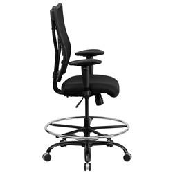 big-tall-black-mesh-drafting-stool-400-lb-capacity