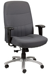 Excelsior Big & Tall Managerial Chair by Eurotech
