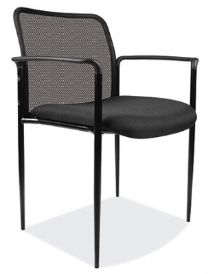 Contemporary Mesh Guest Chair