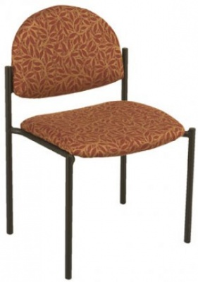 Half Moon Back Stack Chair from KFI