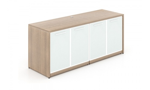 potenza-series-credenza-with-glass-doors