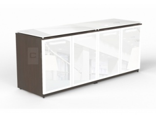 potenza-credenza-with-glass-doors-and-floating-glass-top