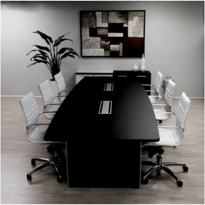 Potenza Boatshape Conference Table