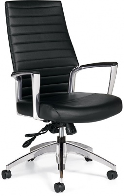 Accord Leather Chair