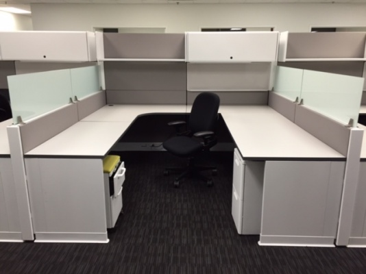 Refurbished Herman Miller Ethospace Workstations