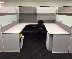 Refurbished Herman Miller Ethospace Workstations