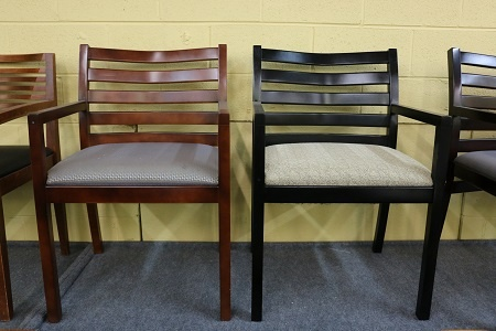 Bernhardt Chairs - Refurbished
