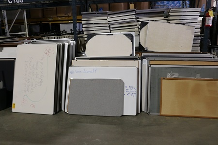 assorted-markerboards