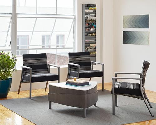 Soleil Triangular Coffee Tables