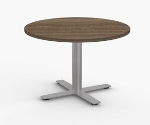 Sienna X Round Breakroom Tables