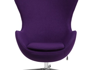 egg-chair-in-purple