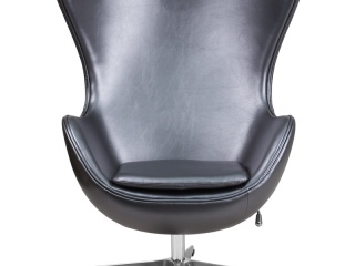 egg-chair-in-silver-leather