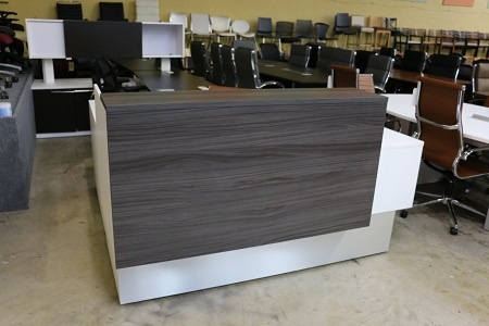 Inbox Collection Reception Desks