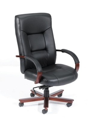 B8901 High Back Executive Leather Chair