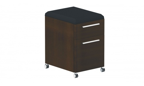 Potenza Mobile Box/File Pedestal