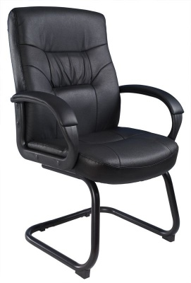 boss-leather-guest-chair-b7509