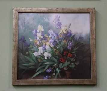 Floral Print - Framed