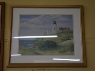 lighthouse-framed-print