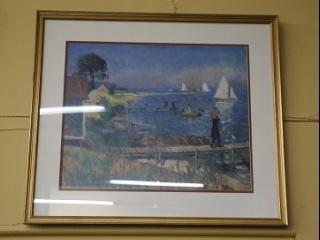 impressionist-style-framed-print-harbor