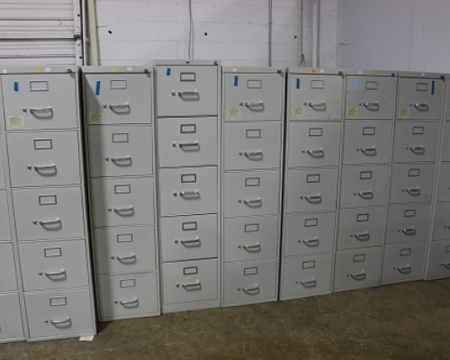 steelcase-hon-5-drawer-vertical-filing-cabinets