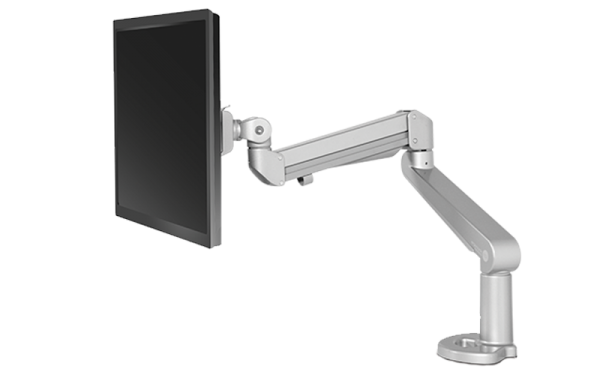 Edge Single Adjustable Monitor Arm