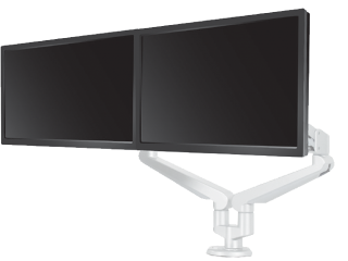 edge2-dual-adjustable-monitor-arm