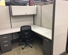 Refurbished Herman Miller AO2 Workstations