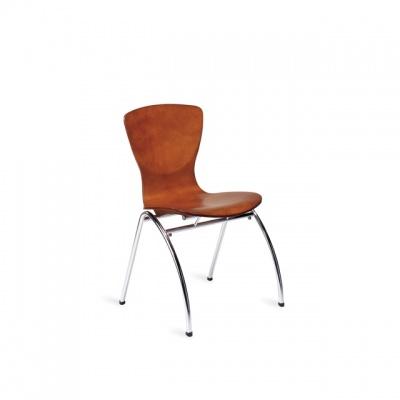 Bingo Side Chair by Kimball