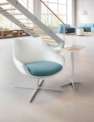 Bloom Lounge Chair by Kimball