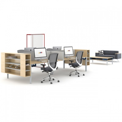 KORE Benching System by Kimball
