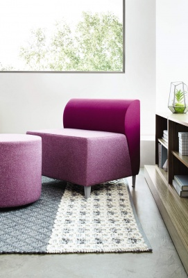Dwell Lounge Seating by Kimball