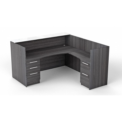 Potenza Reception Desk