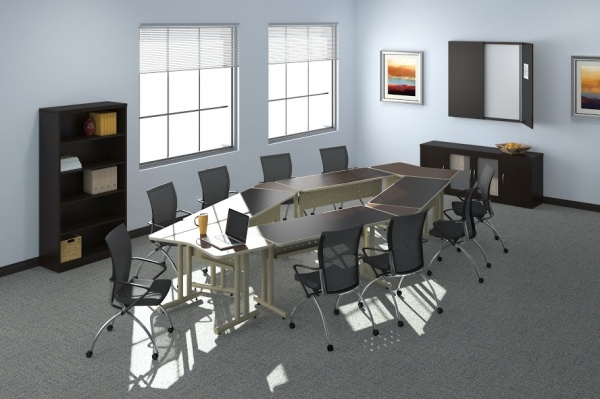 Mayline Group Meeting Plus Training Tables