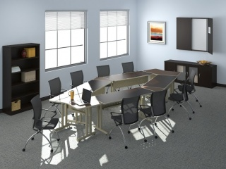 mayline-group-meeting-plus-conference-table