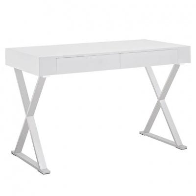 Sector Desk in White