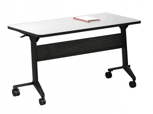 Mayline Group Flip-N-Go Training Table