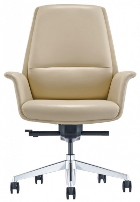 LOD85 Mid Back Chair in Almond