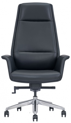 LOD88 High Back Chair in Black