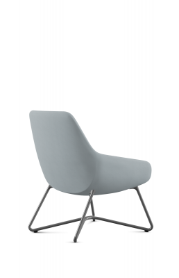 lilly-9111-lounge-chair-with-silver-w-frame