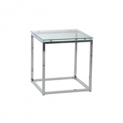 Sandor Glass End Table