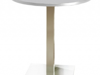 mayline-group-stainless-steel-square-base-bistro-table
