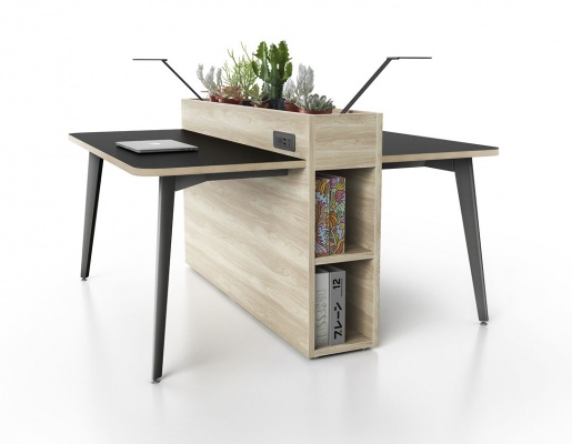 WorkStops Touchdown Tables