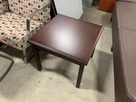 Mahogany End Tables