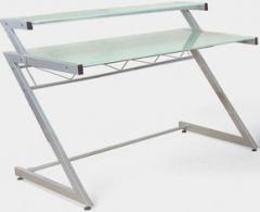 Z Deluxe Desk With Shelf