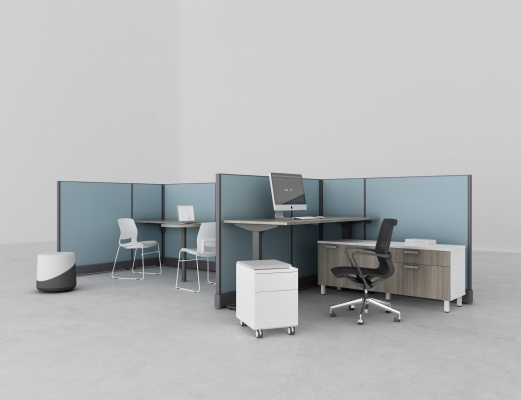 Friant System 2 Workstations