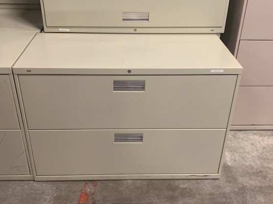 Putty 2-Drawer Lateral Files