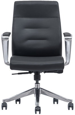 LOD75 Mid Back Leather Chair